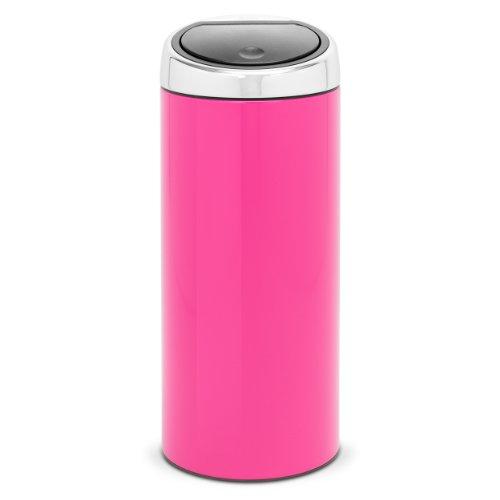 Brabantia 30 Liter Touch Bin.Brabantia Touch Bin 30 Liter Radiant Rose Websterfandrewnq