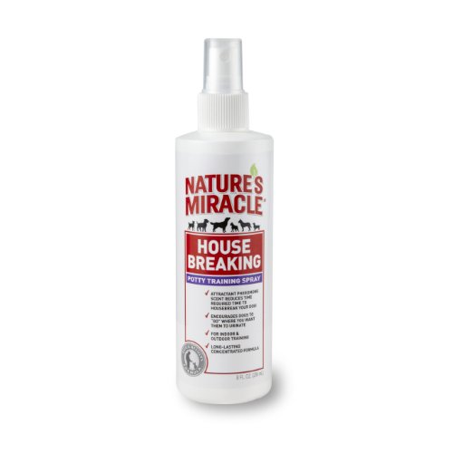 Nature's Miracle Housebreaking Potty Training Spray 8oz (P5765) (Pet Potty Training Spray compare prices)