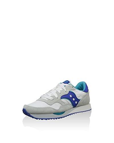 Saucony Sneaker Dxn Trainer [Ghiaccio/Turchese]