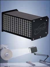 Ls-9-Led-Wb Led Fixed-Mount Linear Stroboscope, Wide-Body Housing Configuration, Frequency Range: 0...120000 Fpm