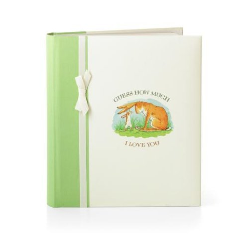 Hallmark Guess How Much I Love You 5 Year Memory Book - 1