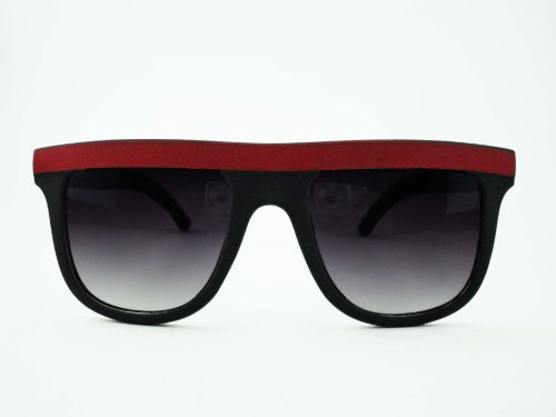 Lifestyle Escobar Fayrer Figos Red-Grey Sunglasses (Multicolor)