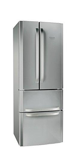 Hotpoint-Ariston E4D AA X C - frigo américain (Autonome, Acier inoxydable, Porte française, A+, SN, ST, T, Non, Bas)
