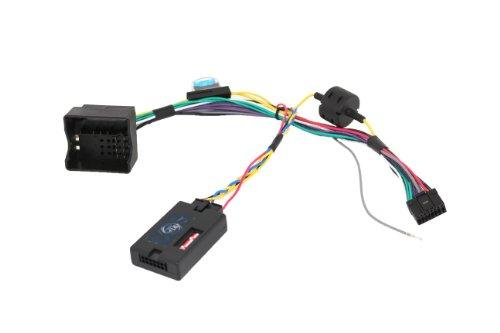 RTA 014.559-0 Lenkradadapter mit Can Bus Steuerung für viele ZENEC/XZENT Geräte inklusive Radioanschlusskabel