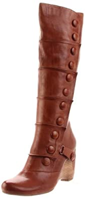 Miz Mooz Women's Siri Knee-High Boot,Whiskey,11 M US