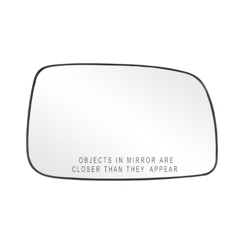 fit-system-80205-toyota-camry-sedan-right-side-power-replacement-mirror-glass-with-backing-plate