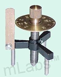 mLabs Stainless Steel Spherometer