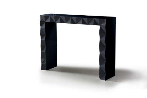 Cheap Eva – Black Console Table (VGDVLS207-Blk)