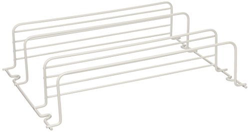 Grayline 40504, Two Shelf Spice Rack, White (Grayline Rack compare prices)