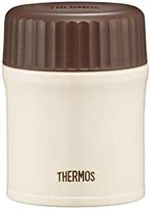 THERMOS 真空断熱フードコンテナー 0.38L クッキークリーム JBI-381 CCR