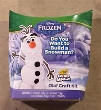 Crayola Disney Frozen Olaf Craft Kit Crayola Model Magic Toy - 1