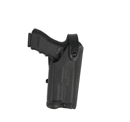 Safariland 6280 Level II SLS Retention Duty Holster, Mid-Ride, Black, STX Tactical, Glock 17, 22 with M3 Light (Right Hand)