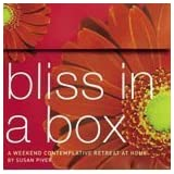 Bliss in a Box: A Weekend Contemplative Retreat at Home [Kit] ~ Susan Piver