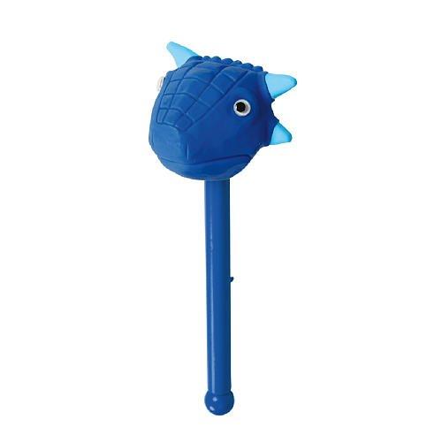 Dino PuppetOnAStick Blue Dino Buster