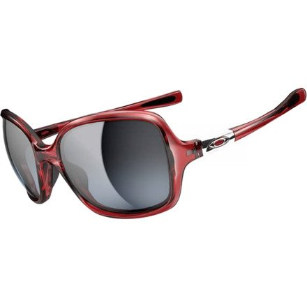 Oakley Obsessed OO9192-09 Square Sunglasses,Cherry Red,55mm