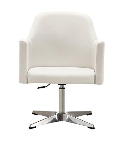 Ceets Pelo Adjustable Leisure Chair, White