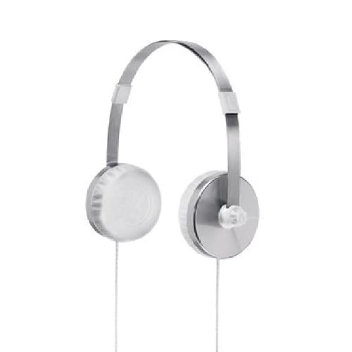 NIXON HEADPHONES: APOLLO/ SILVER/WHITE