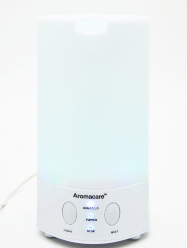 Fortech Electric Aromatherapy Air Humidifier-Cool Mist, Crystal Columns Shaped 150 Ml