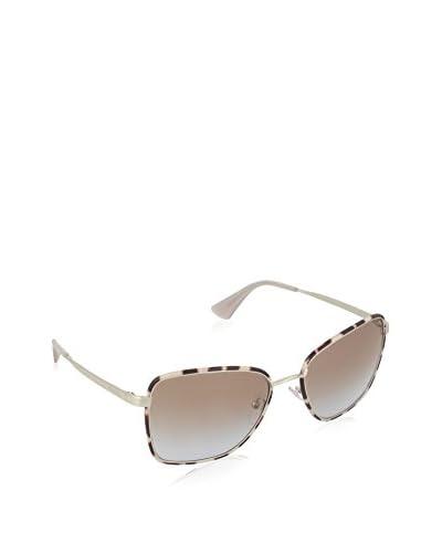 PRADA Sonnenbrille 52SS_UAO4S2 (58 mm) silberfarben