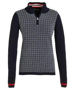 damen-golfpullover-jacquard-knit-troyer