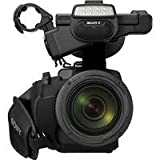 "Sony HXR-NX3 NXCAM Professional Handheld Camcorder, 2.07MP, 1920x1080, 20x Optical Zoom, 3.5"" LCD Monitor, HDMI/USB 2.0, Wi-Fi"