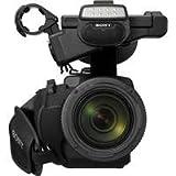 "Sony HXR-NX3 NXCAM Professional Handheld Camcorder, 2.07MP, 1920x1080, 20x Optical Zoom, 3.5"" LCD Monitor, HDMI/USB 2.0, Wi-Fi"