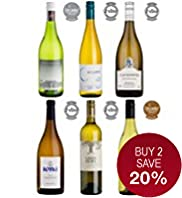 Medal Winning New World Whites - Case of 6