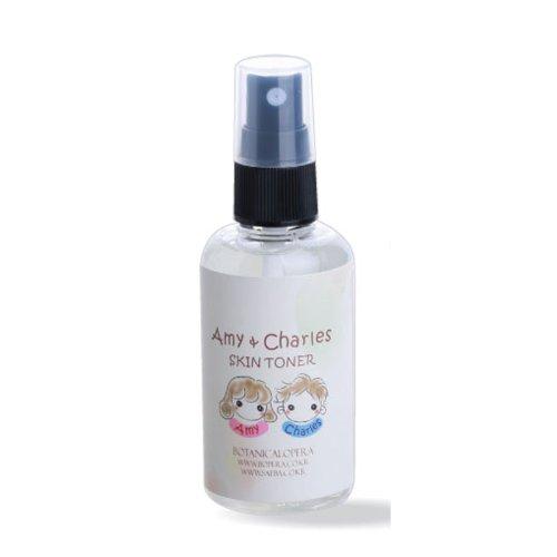 エイミー&チャールズ スキントナー 80ml 、キッズ化粧品、化粧水、敏感肌、ニキビ
