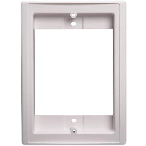 Nutone NF300DWH Door Speaker Retrofit Frame (White) (Nutone Retrofit Intercom compare prices)