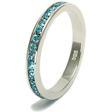stackable birthstone rings best cheap price