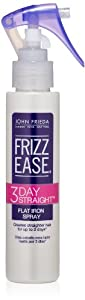 John Frieda Frizz Ease 3-Day Straight Styling Spray, 3.5 Fluid Ounce