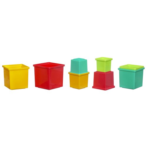 Playskool Play Favorites Stack & Nest Cubes front-966029