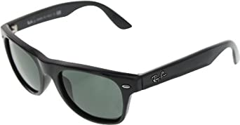 Ray-Ban Junior 9035S 100/71 Black 9035 Wayfarer Sunglasses Lens Category 2 Size