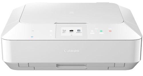 Canon インクジェット複合機 PIXUS MG6330 WH
