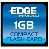 New - Flash memory card 1 GB CompactFlash - EDGDM-188993-PE
