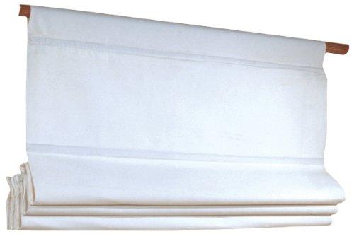 White Canvas Roman Shade White Canvas Beach Canopy For