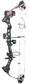 Diamond by Bowtech Razor's Edge Right Hand Compound Bow with Boondocks Package, 60#