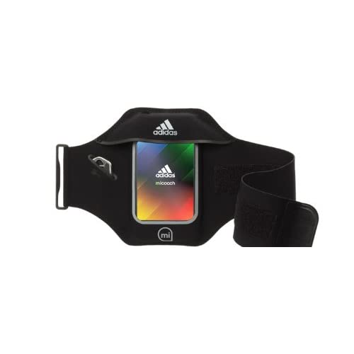 Amazon.com: Griffin 605364-MICH MiCoach Adidas Armband for iPhone 4S