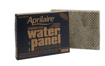 #35 Original Aprilaire Humidifier Replacement Water Panel (2 Pack)