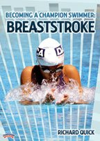 Becoming a Champion Swimmer Breaststroke