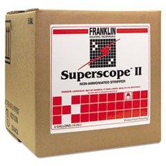 Superscope Ii Non-Ammoniated Floor Stripper, Liquid, 5 Gal. Box front-617917