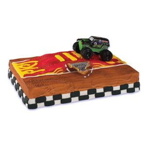 #1 Who sells the cheap Monster Jam Grave Digger Truck Cake Topper on line