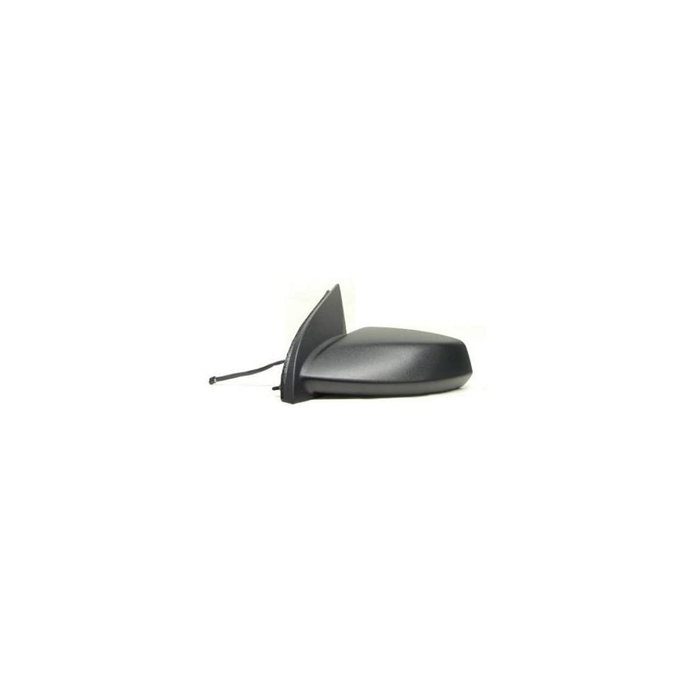 OE Replacement Saturn Ion Driver Side Mirror Outside Rear View (Partslink Number GM1320360)