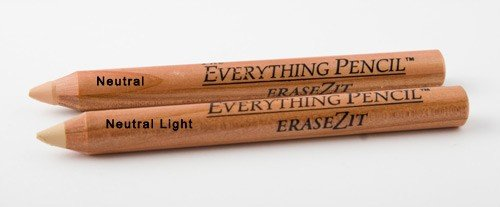 Judith August The Everything Pencil Erase Zit With Sharpener - Neutral