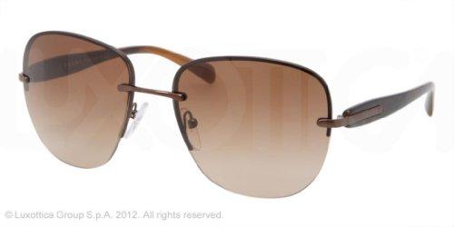 pradaPrada 50OS ACD1Z1 Havana 50OS Round Sunglasses