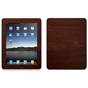 Maple Wood Grain Pattern Skin for Apple iPad 16GB, 32GB, 64GB Wi-Fi and WiFi + 3G