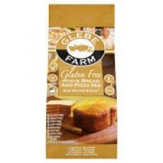 Glebe Farm Gluten Free White Bread Mix 375g