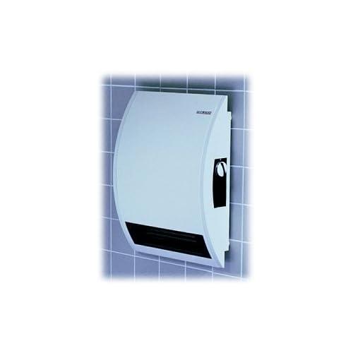 King W2420 240 Volt 2000 Watt Electric Wall Heater, Bright White
