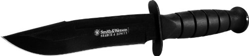 Smith & Wesson CKSUR1 Bullseye Search and Rescue Fixed Blade Knife