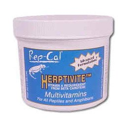 Multivitamin for reptiles and amphibians - Blue Bottle (3.2 oz)
